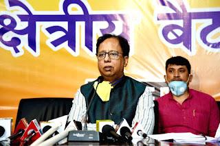 brother-sister-party-congress-sanjay-jaiswal