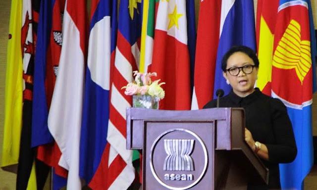 ASEAN Day, Menlu RI : ASEAN Harus Perkuat Sentralitas dan Kesatuan Kawasan