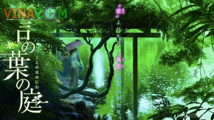 phim hoạt hình - khu vườn ngôn từ
