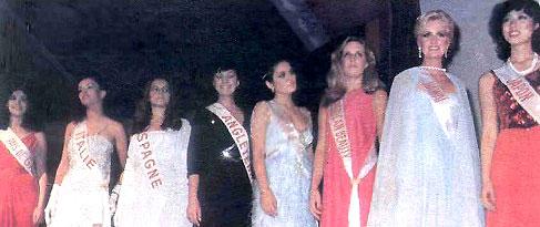 Reinas De Nuevo León Historia De La Belleza Regia Ii Miss Mexico