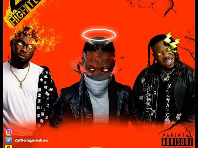 DOWNLOAD MP3: Konga ft. Slimcase X Mr. Real - High Tension