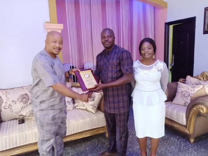 Dr. Michael Nwoko bags NAPS prestigious award of the University of Benin