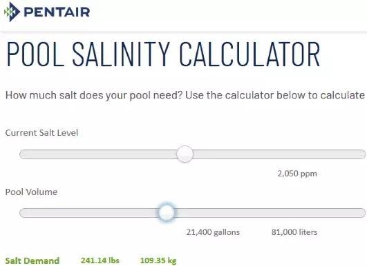 Cara Menghitung Tingkat Kadar Garam Dalam Kolam-3