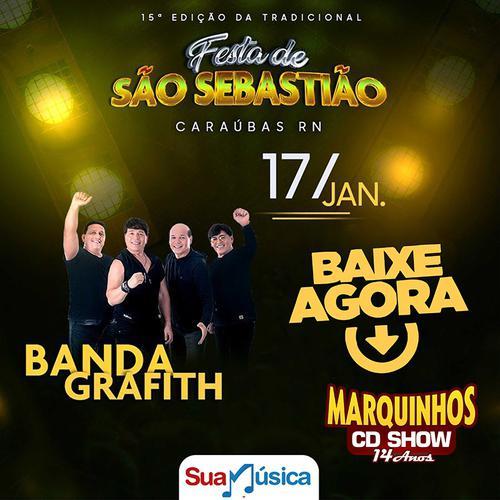 Banda Grafith - Caraúbas - RN - Janeiro - 2020