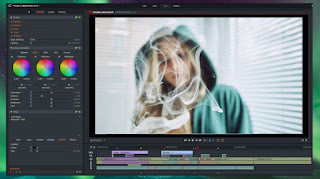 aplikasi pegeditan video terbaik lightworks