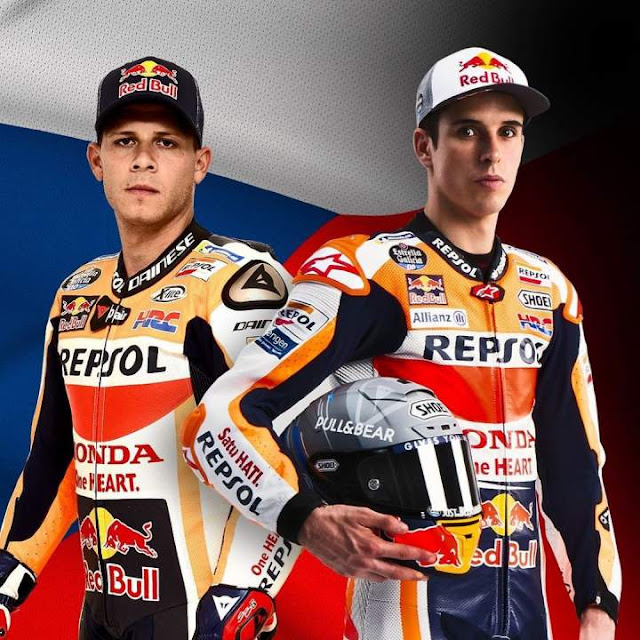 Stefan Bradl gantikan Marc Marquez di MotoGP Brno 2020
