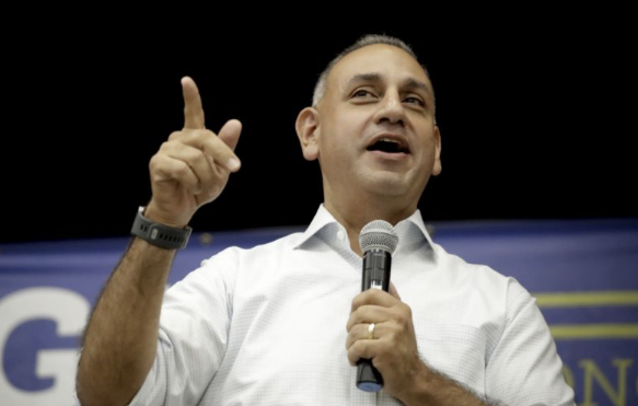 Democrat Cisneros nabs GOP House seat in Southern California
