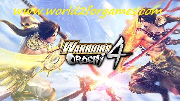 Free Download WARRIORS OROCHI 4