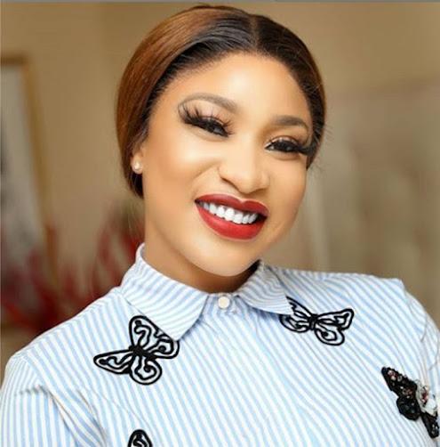 Popular Nigerian actress, Tonto Dikeh