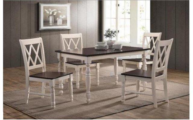 Фото кухонного стола и стульев