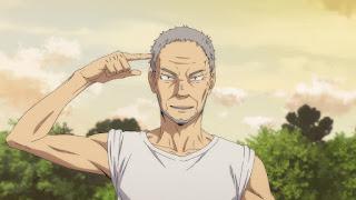 ハイキュー!! アニメ 2期6話   烏野監督 烏養一繋 Ukai Ikkei   HAIKYU!! Season2 Episode 6