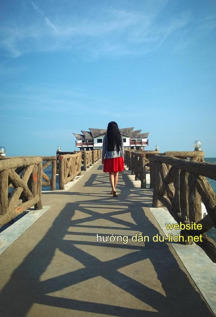 Hình ảnh cây cầu Nam Hải