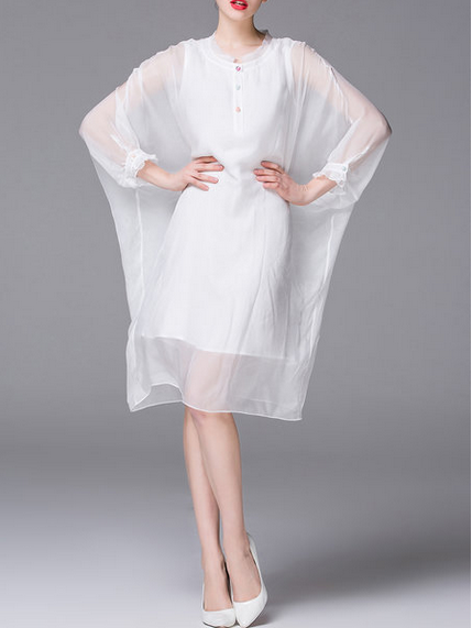 https://www.stylewe.com/product/white-batwing-crew-neck-paneled-midi-dress-33470.html