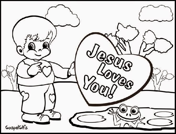 Free printable christian valentine coloring pages for Christian fall coloring pages
