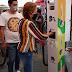 Dispensadores automáticos de gel antibacterial con detector de temperatura corporal son instalados en San Mateo Atenco