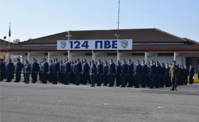 ΚΚΕ: Μέτρα προστασίας των στρατευμένων και των στελεχών στην 124 Πτέρυγα Βασικής Εκπαίδευσης στην Τρίπολη