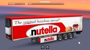 Nutella trailer mod updated