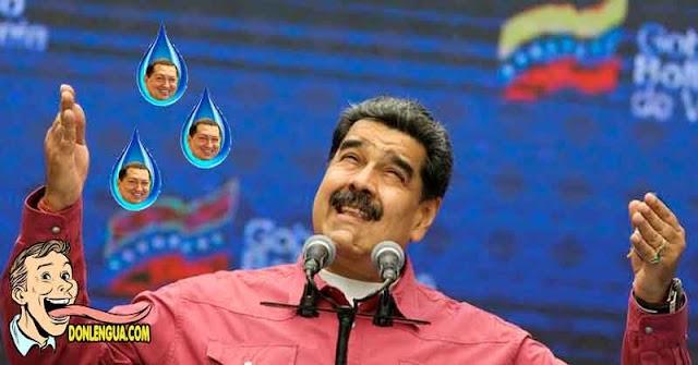El Mundo Entero se burla de las Gotitas Milagrosas que Maduro quiere vender