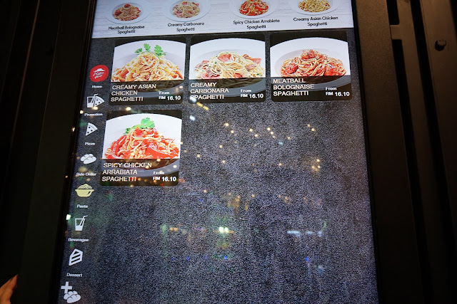 TAKE AWAY KIOSK PIZZA HUT MALAYSIA