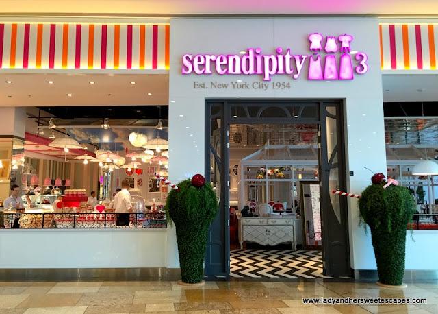 Serendipity 3 in Dubai Festival City