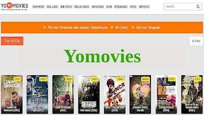 Yomovies Download Free Bollywood, Hollywood and Telugu Hindi dubbed movies