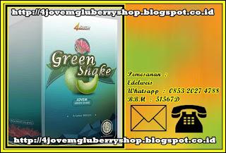 Green Shake Minuman Berkalori Rendah, Untuk turunkan Kolesterol Dan Kadar Gula Darah