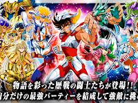 Saint Seiya Zodiac Brave MOD v1.25 Unlimited Apk Android Terbaru