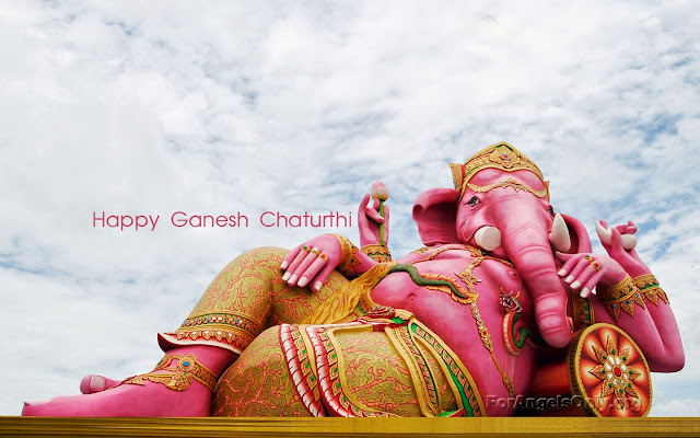 HD Wallpapers of Happy Ganesh Chaturthi 2016 || Best Happy Ganesh Chaturthi Wallpapers Cliparts Pictures