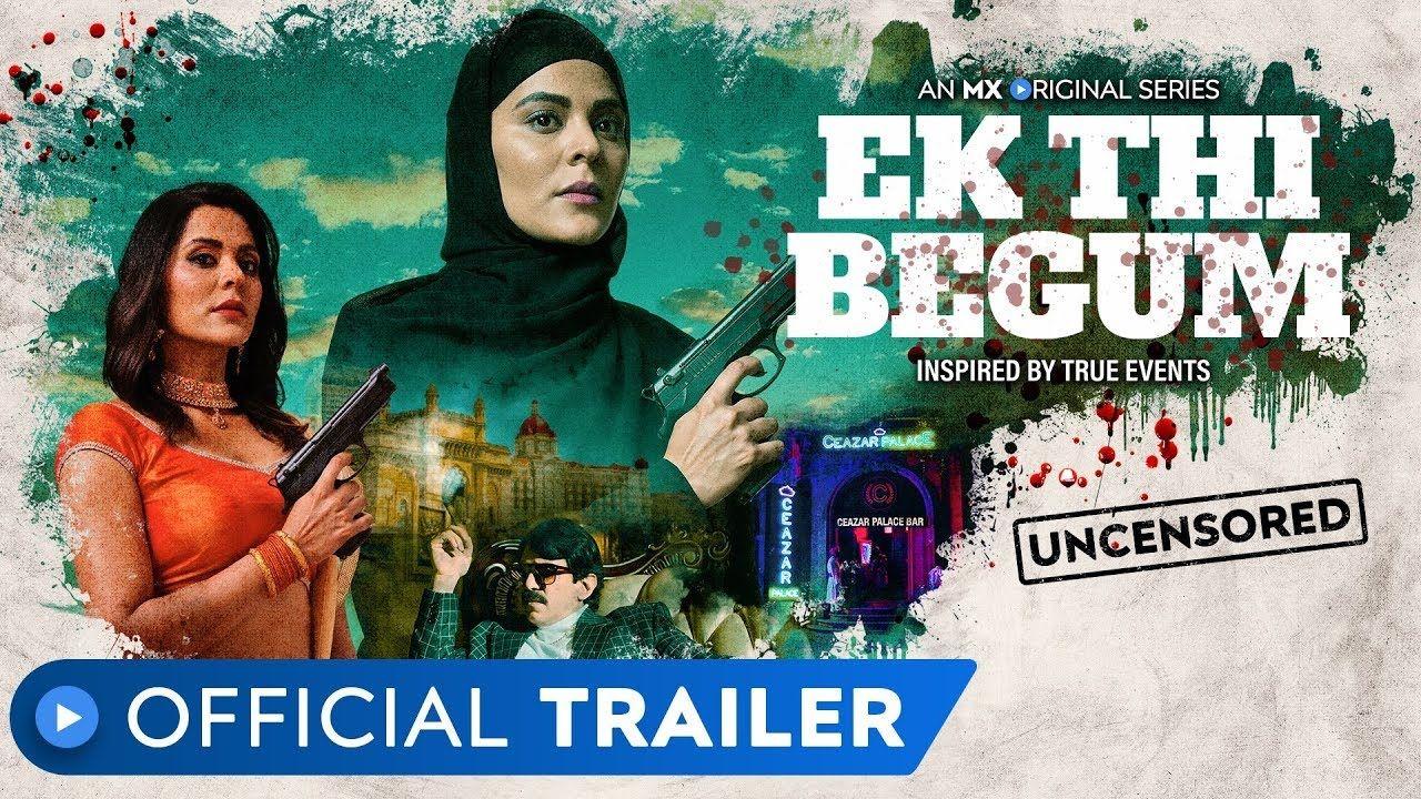 Watch Online Ek Thi Begum Season 1 Hindi Web Series All