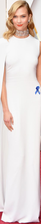 Karlie Kloss 2017 Oscars