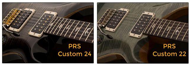 Custom 24 vs Custom 22