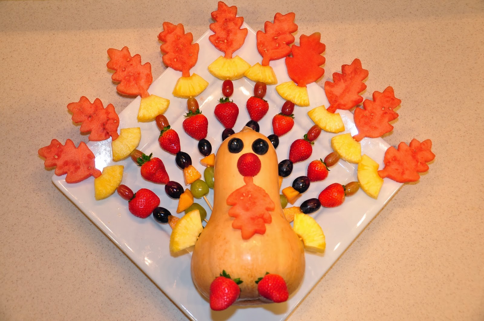Thanksgiving Food Fun with Kids...and a Blog Hop!