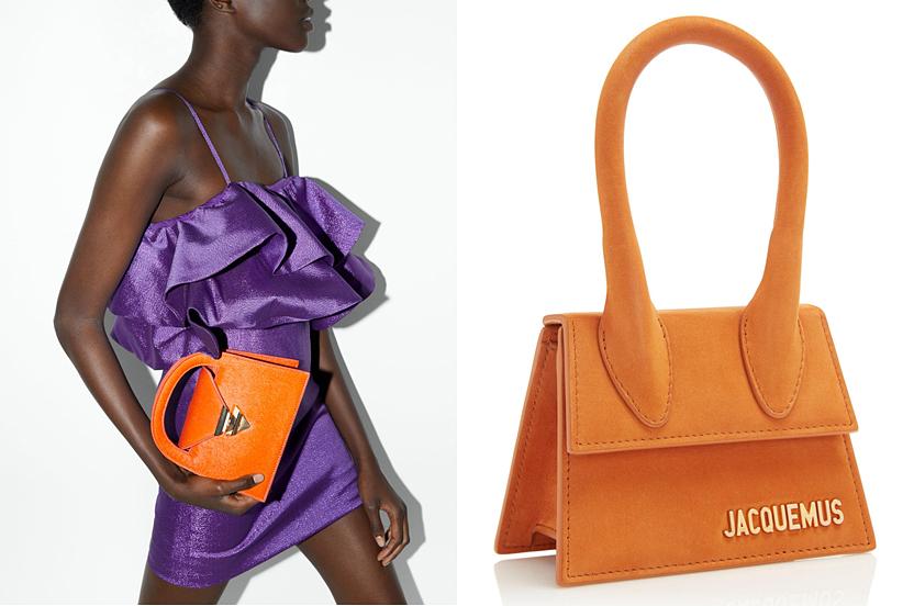 Zara se inspira en el popular 'Le Grand Chiquito' de Jacquemus