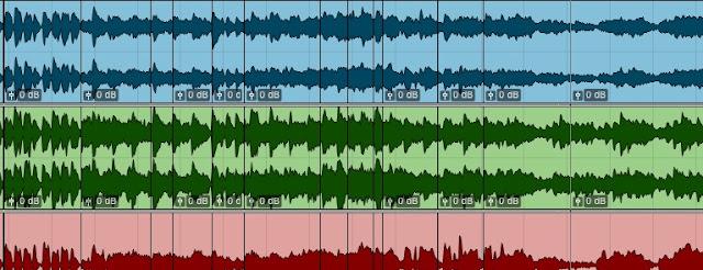 レコーディングと編集の誤解