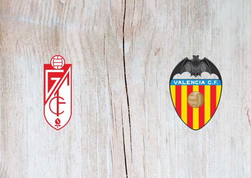 Granada vs Valencia -Highlights 04 July 2020