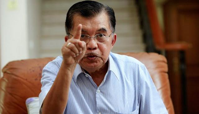 Jokowi Ingin Berdamai dengan Corona, JK: Kalau Dia Tak Mau Diajak Damai Bagaimana?