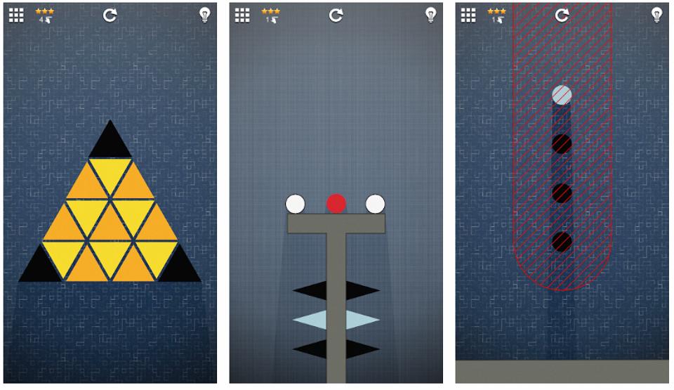 Shatterbrain 物理難題,發揮創意的益智遊戲
