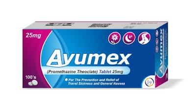 Promethazine theolate Ngăn đau bụng do buồn nôn và nôn