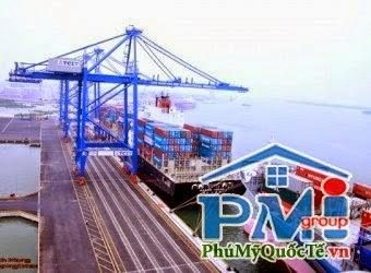 Phú Mỹ Quốc Tế Cung Cấp DỊch Vụ Logistics và thủ tục hải quan