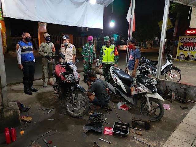 Patroli Patuh Protokol Kesehatan Demi Memutus Rantai Penyebaran Covid-19