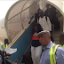 Kaduna Airport booms with Ethiopian Airline Boeing 787 landing with 110 passengers
