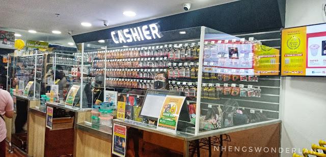 MR.D.I.Y. PHILIPPINES Cashier