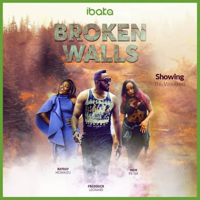 """Broken Walls"" is a movie about a married lady who trusts her friend who is a singer and due to the trust she had In her she allows the husband spend a night with her friend's house which leads to some series of events unfolding."