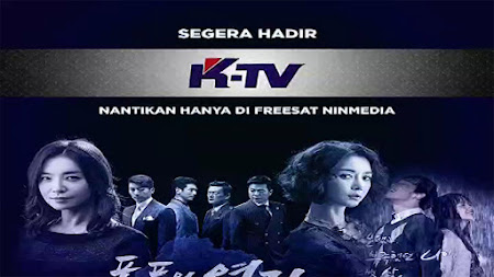 Frekuensi siaran K-TV Channel di satelit ChinaSat 11 Terbaru