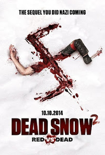 Dead Snow 2: Red vs. Dead ผีหิมะ กัดกระชากโหด ภาค 2