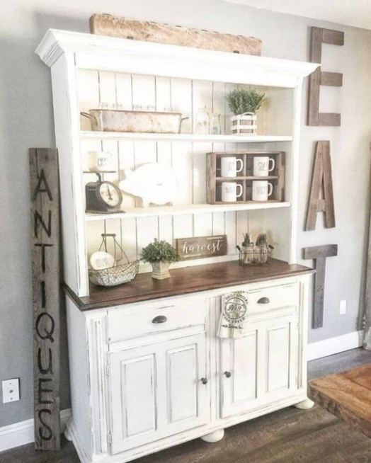 15 FURNITURE IDEAS TO BRING OUT FARMHOUSE FLAIR AT HOME