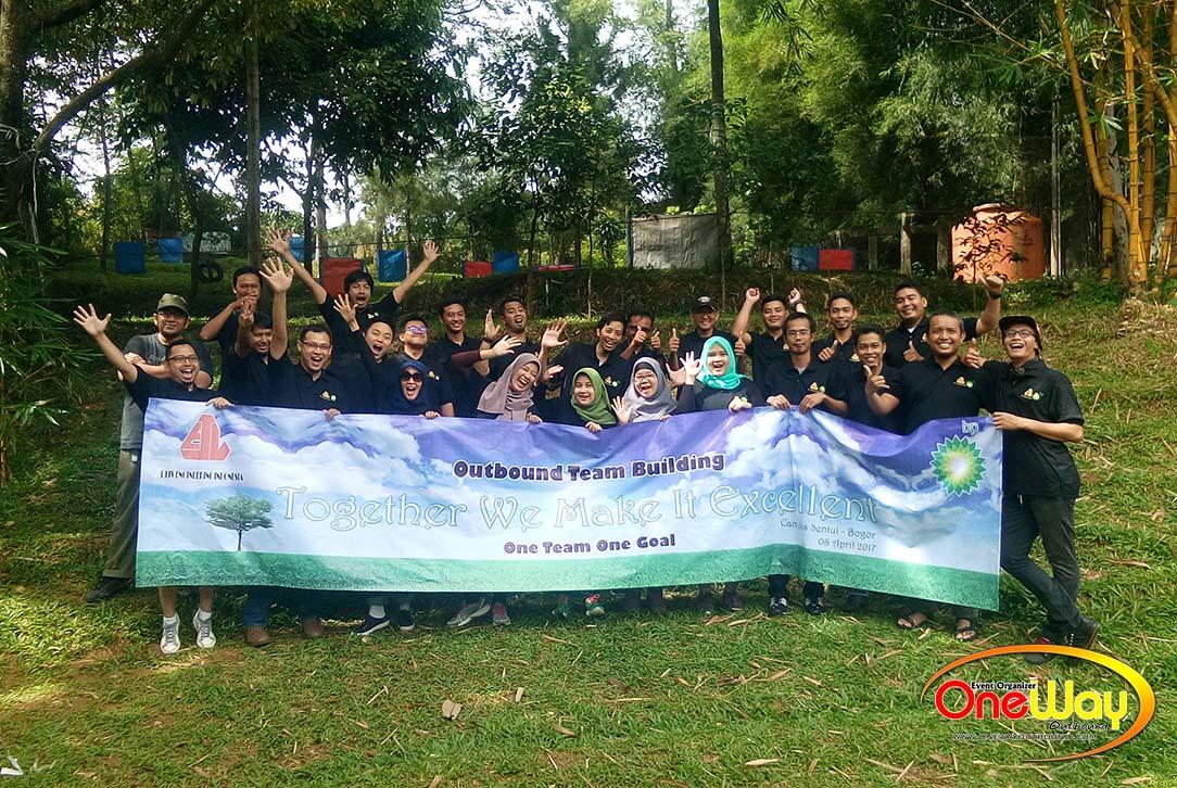 Outbound Gathering Bogor