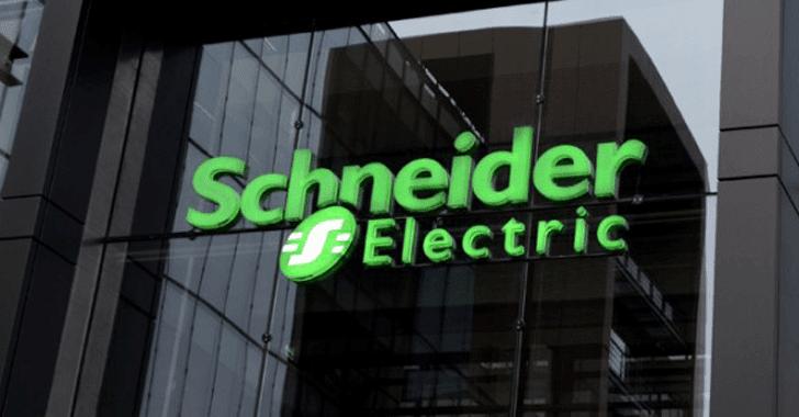 zero-day Vulnerabilities Schneider