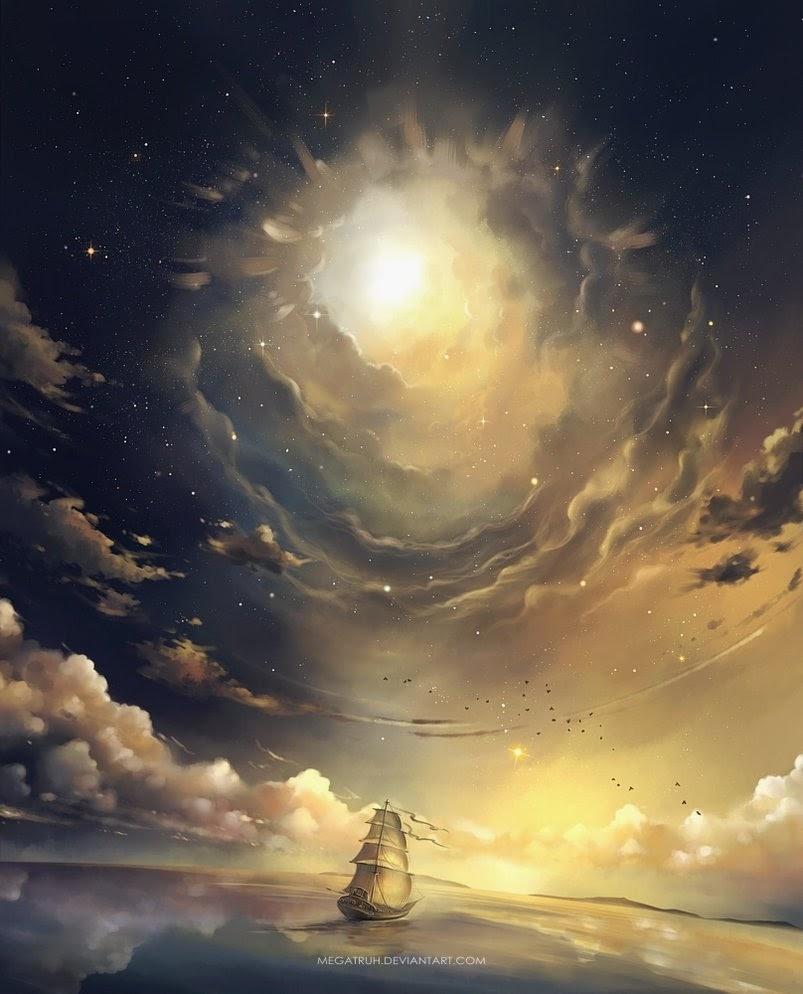 05-Ascension-Niken-Anindita-megatruh-Surreal-and-Fantasy-Meet-in-Digital-Art-www-designstack-co