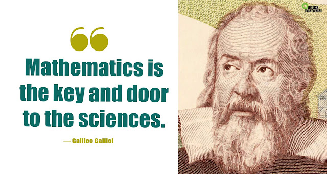 Galileo Quotes About Space